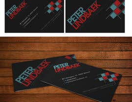 #70 for Design some Business Cards for personal by edZartworkZ
