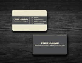 #69 for Design some Business Cards for personal af nuhanenterprisei