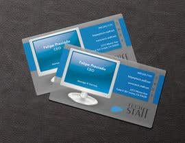 #29 untuk Improve this Business Card! oleh sitwatsid