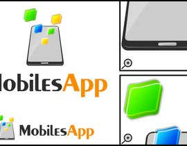 #8 para Design a Logo for Mobiles App por NadirSetif