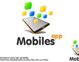 #14 para Design a Logo for Mobiles App por NadirSetif