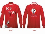 Proposition n° 111 du concours Graphic Design pour T-shirt Design for K9 Pearly Whites