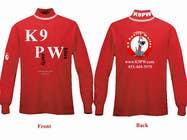 Proposition n° 112 du concours Graphic Design pour T-shirt Design for K9 Pearly Whites