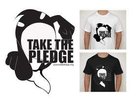 nº 10 pour Design a Take The Pledge T-shirt (Uncle Sam) par fisbee