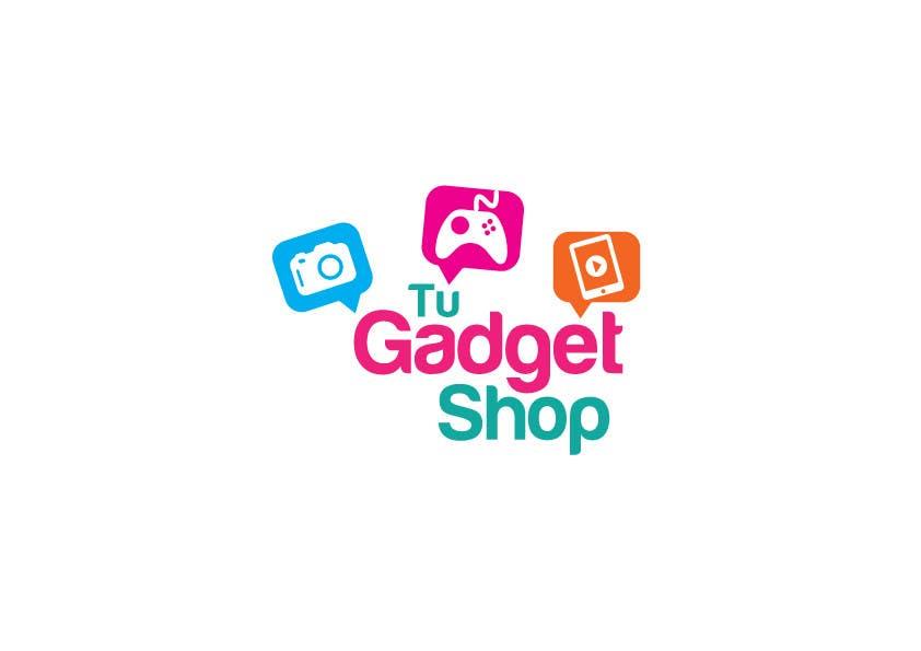 Kilpailutyö #11 kilpailussa Minimalist Logo for gadgets online shop