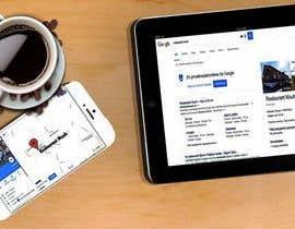 ahmadyaqoob tarafından iPhone and iPad Screen Banner with Google Search Results için no 14
