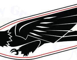 geekygrafixbc tarafından Design an Eagle Tattoo için no 14