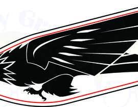 geekygrafixbc tarafından Design an Eagle Tattoo için no 22