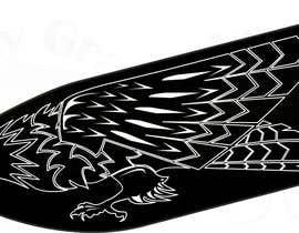 geekygrafixbc tarafından Design an Eagle Tattoo için no 33