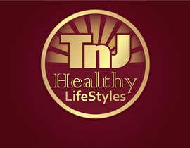 #578 para Logo for TnJ Healthy LifeStyles por arkitx