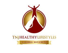 #796 cho Logo for TnJ Healthy LifeStyles bởi nixRa