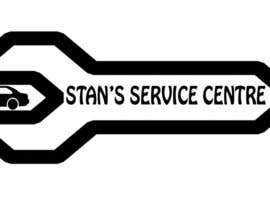 #25 para Design a Logo for Stan Service Center por ansarki220
