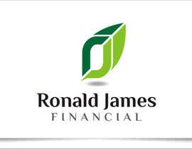 #98 for Design a Logo for Ronald James Financial by indraDhe