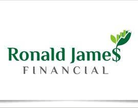 #131 for Design a Logo for Ronald James Financial by indraDhe