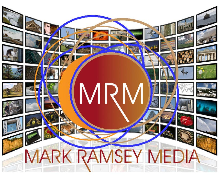 Contest Entry #21 for Twitter Background for Mark Ramsey Media