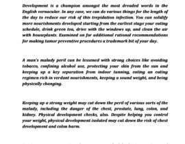 mdraqibul1995 tarafından Natural ways to prevent cancer için no 12