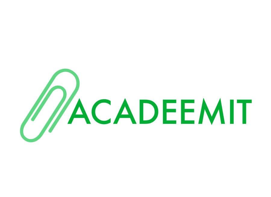 Proposition n°14 du concours Design a Logo for Acadeemit