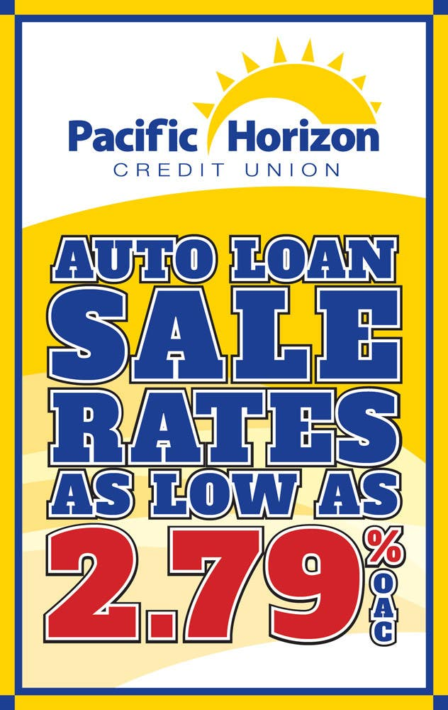 Inscrição nº 1 do Concurso para Graphic Design for Credit Union Auto Loan Sale