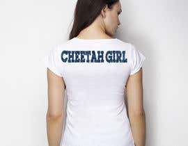 #21 untuk Simple T-Shirt Design: Cheetah Girl oleh johnumarattil