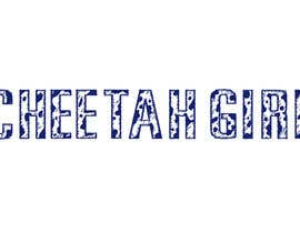 #42 untuk Simple T-Shirt Design: Cheetah Girl oleh whykdesigns
