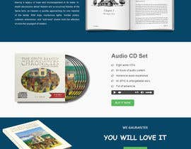 mihrana94 tarafından Design a Website Mockup için no 24