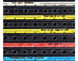 #4 for Letter cloning for album cover artwork by kikadesignstudio