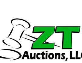 #80 for Logo Design for ZT Auctions, LLC by robertmorgan46