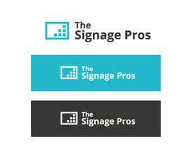 #171 untuk Design a Logo for The Signage Pros oleh zarzhetsky