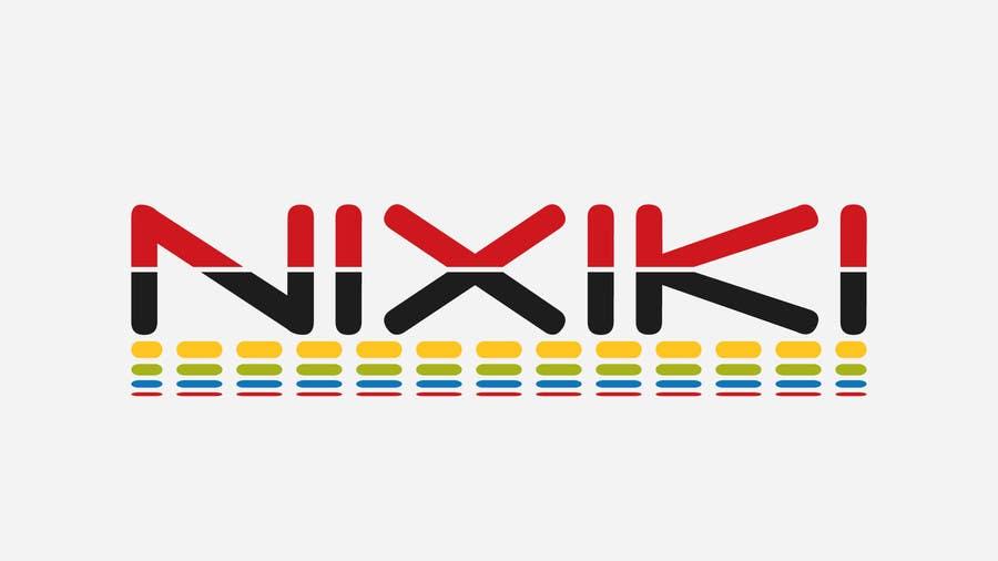 Penyertaan Peraduan #                                        148                                      untuk                                         Design a Logo for www.nixiki.com