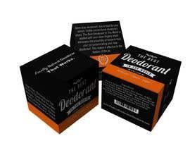 harjeet966 tarafından New Box For Organic Deodorant Company için no 8