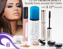 #5 untuk Design a Web Banner for a Cosmetics Business oleh anacristina76