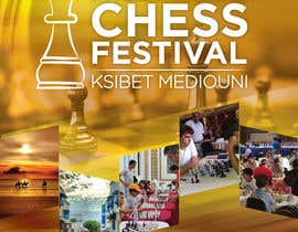 #26 cho Design a Poster for Chess Festival bởi DEZIGNWAY