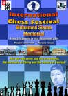 Contest Entry #10 for Design a Poster for Chess Festival