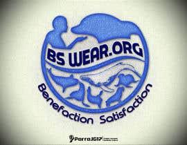 parrajg17 tarafından Design a Logo for BS Wear.org için no 14