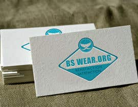 freelancerdas10 tarafından Design a Logo for BS Wear.org için no 29
