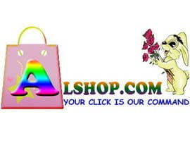 #459 for Logo Design for ALSHOP.COM by rvpancholi