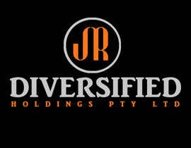 nº 23 pour Design a Logo for JR Diversified Holdings Pty Ltd par Champian