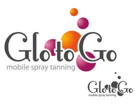 #53 para Logo Design for Glo to Go Mobile Spray Tanning por malajka