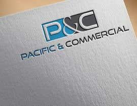 sunlititltd tarafından Pacific & Commercial Logo Design için no 48