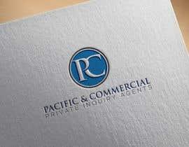 bdxserver tarafından Pacific & Commercial Logo Design için no 192