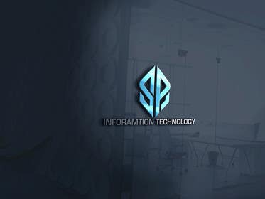 "interteklab1378 tarafından Design a Logo for ""SP Inforamtion Technology"" için no 29"