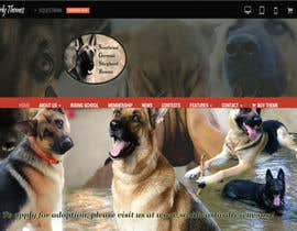 nº 11 pour Design a Banner for Southeast German Shepherd Rescue Website par bogdan0507