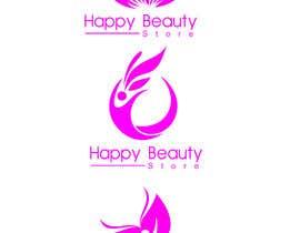 rosarioleko06 tarafından Happy Beauty Store Logo Design Contest için no 68