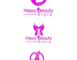 rosarioleko06 tarafından Happy Beauty Store Logo Design Contest için no 75