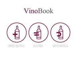 #2 for Concevez des icônes for VinoBook by pagrafy