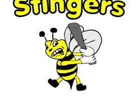 #15 para Design a Logo for Stingers Softball Team por flashmakeit