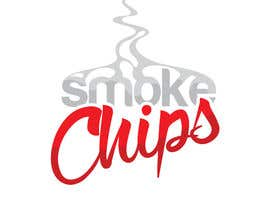 #28 cho Design type style for the words Smoke Chips bởi igorprole