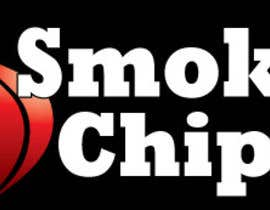 #3 for Design type style for the words Smoke Chips by frances0720