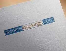 ahmad111951 tarafından I need a logo designed for ptonlinebookings.com için no 9