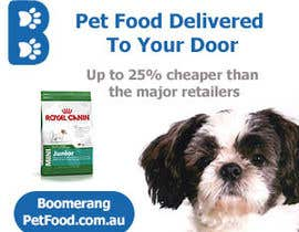 nº 2 pour Design a Static MREC Banner for Pet Food  Business par colleenchard